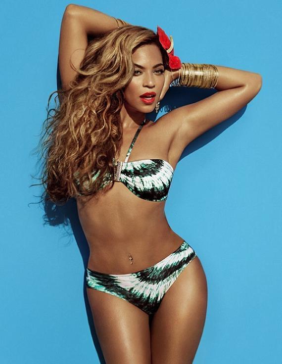 Beyonce bikini sexy H&m